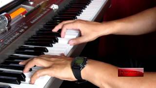 J. S. Bach:  Prelude in C minor, BWV 999 (piano transcription) Allegro Moderato