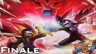 """Mega Man Battle Network 5: Double Team DS - Finale: """"You Rock."""""""