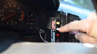how to set BEE-R Rev limiter for bigger flames