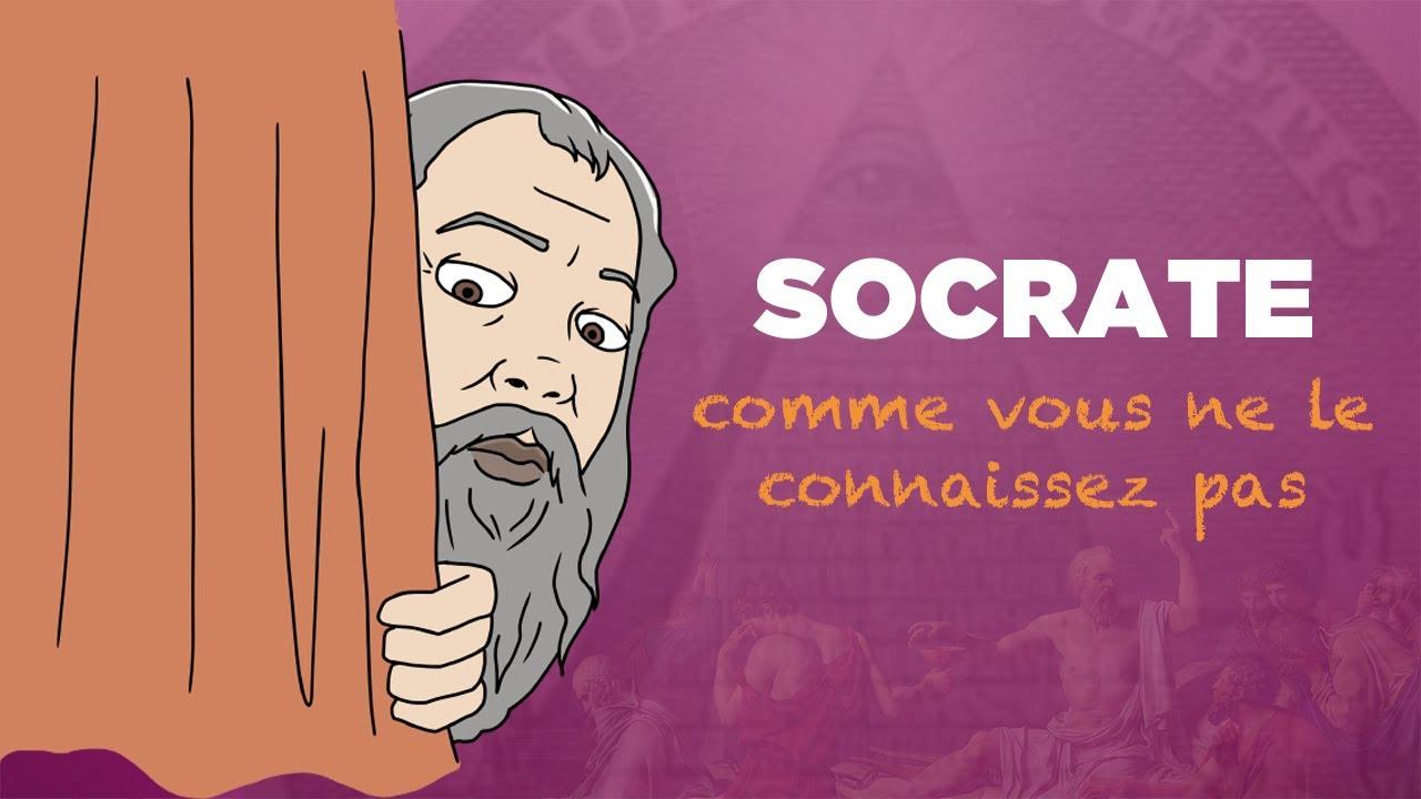 Socrate comme vous ne le connaissez pas (biographie controversée)