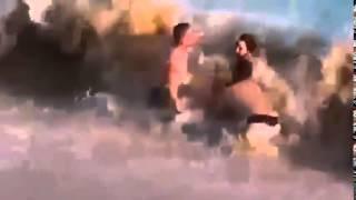 Прикол   Наши русские на море