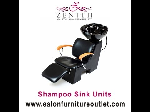 Salon Shampoo Wash Sink Units & Chairs Toronto | Salon Furniture Outlet Canada