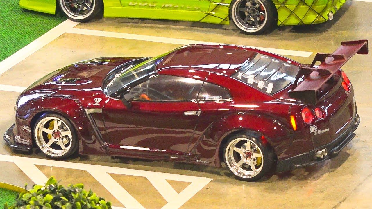 FANTASTIC NISSAN GT-R!!! RC DRIFT CAR RACE MODELS IN ACTION / Modell ...