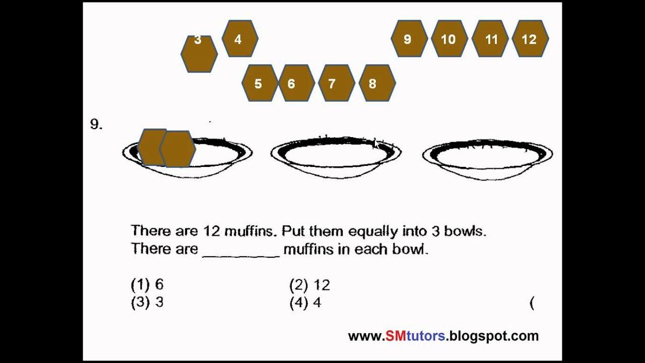 Singapore Math Grade 1