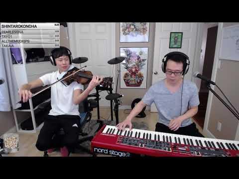 ChewieMelodies x JasonYangViolin - Collab Stream #4 [4.11.18]