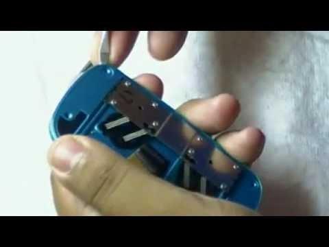 Desmontando el Samsung KNOX 3310B parte 2