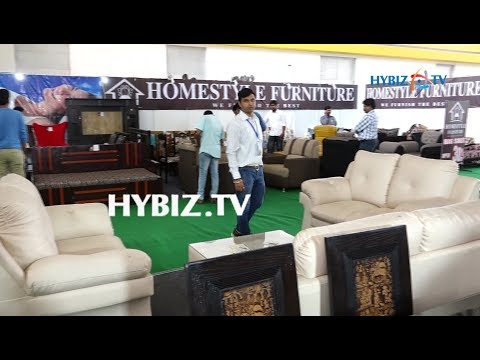 Home Furniture Expo 2017 | 15 Furniture Brands | 150 Home Products | hybiz