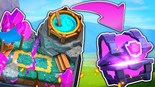 Clash Royale | MAGICAL CHEST In SPELL VALLEY!