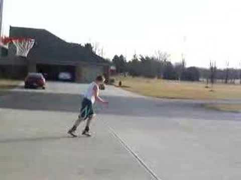 troy black dunking 1