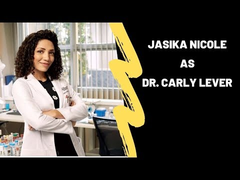 The Good Doctor : Watch Jasika Nicole  - Dr. Carly Lever - Dancing