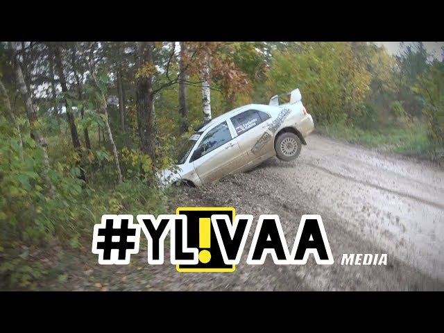 Saaremaa Rally 2017 | Pre-event Test | 4 Off's & Spins [YL!VAA Media]