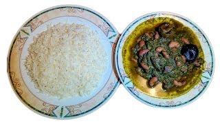 How to make Ghormeh Sabzi