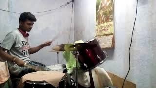 Gambar cover Jashn-e-ishqa drum cover