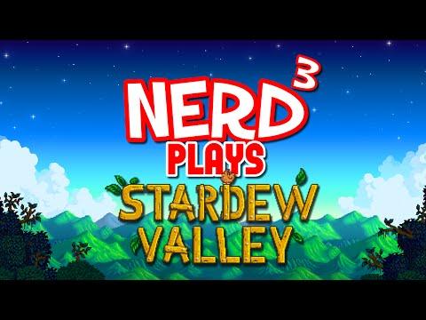Nerd³ Plays... Stardew Valley - Mein Farm