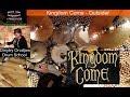Kingdom Come Outsider Разбор партии ударных Крутые Роковые Брейки Простой ритм mp3