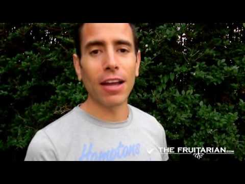 Detoxification - a Path to Health on a Fruitarian Diet