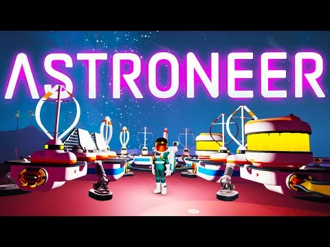 Harnessing The Power Of The Murder Planet's Wind in Astroneer