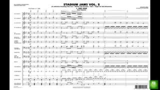 Stadium Jams Vol. 5 arranged by Jay Bocook