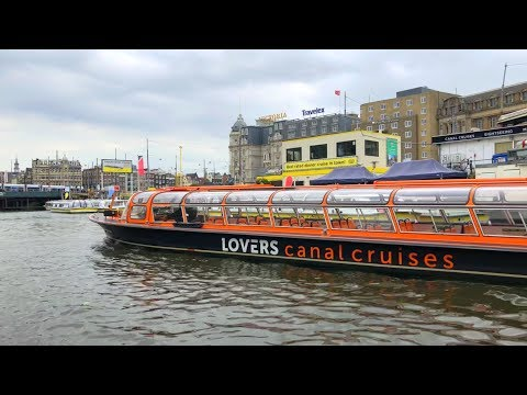 Amsterdam Boat Tour - Lovers Canal Cruises