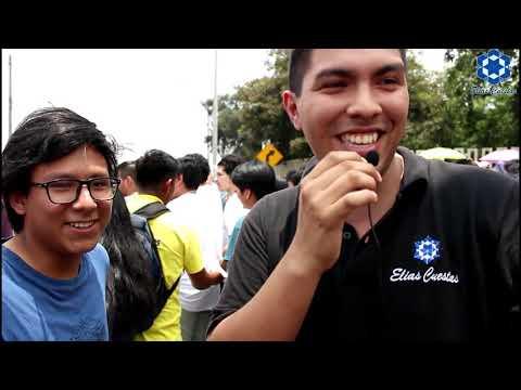 #UniversidadNacionaldeIngeniería Exponiendo Cicleros :'v - Admisión UNI 2019-I