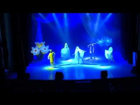 ПРОЛОГ Концерт к Международному женскому дню 4 03 2016 ССХ Оранжевый Кот