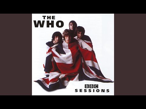 the who a quick one while he s away top gear bbc session