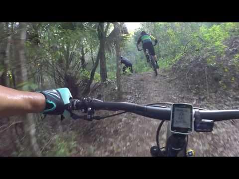 Florida Mountain Biking!  Vortex Loop at Santos Bike Trails.