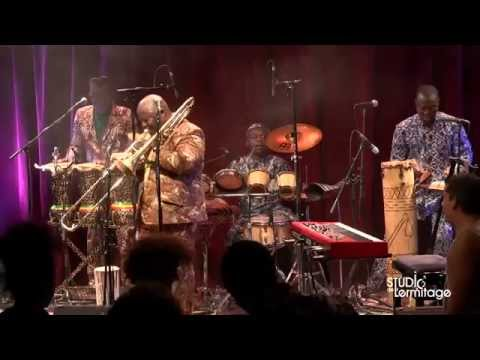 Gangbé Brass Band - Live in Paris 2015