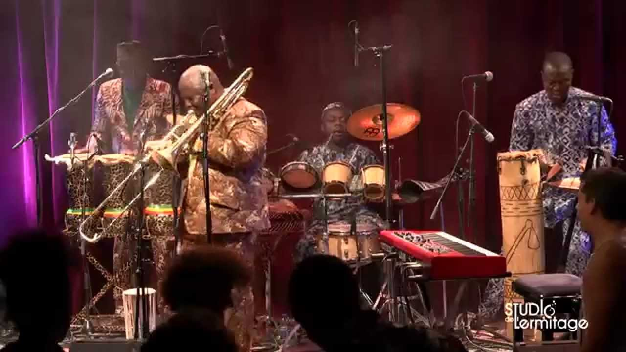 Gangbé Brass Band - Live in Paris 2015