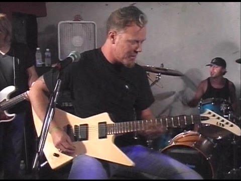 Metallica feat. Bob Rock - The Ramones Covers - Live at Kimo's (2002)