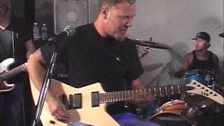 Metallica feat. Bob Rock - The Ramones Covers Live at Kimo's (2002)