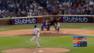 Marcell Ozuna 2017 Home Runs