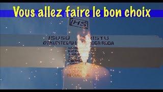 VOUS ALLEZ FAIRE LE BON CHOIX