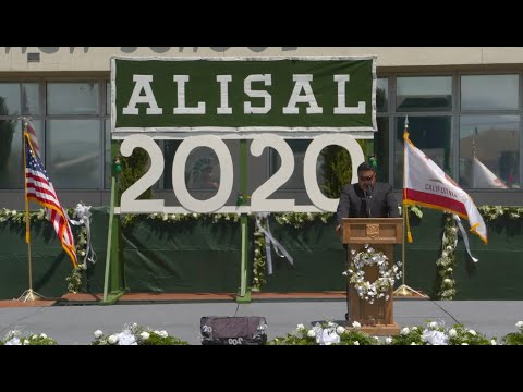 Alisal High School Class of 2020 Commencement Ceremony