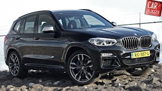 DRIVING the NEW BMW X3 M40i 2018 | Is it M Badge Worthy?