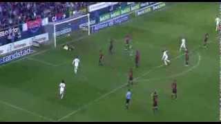 Isco Goal   Osasuna vs Real Madrid 2 1 HD