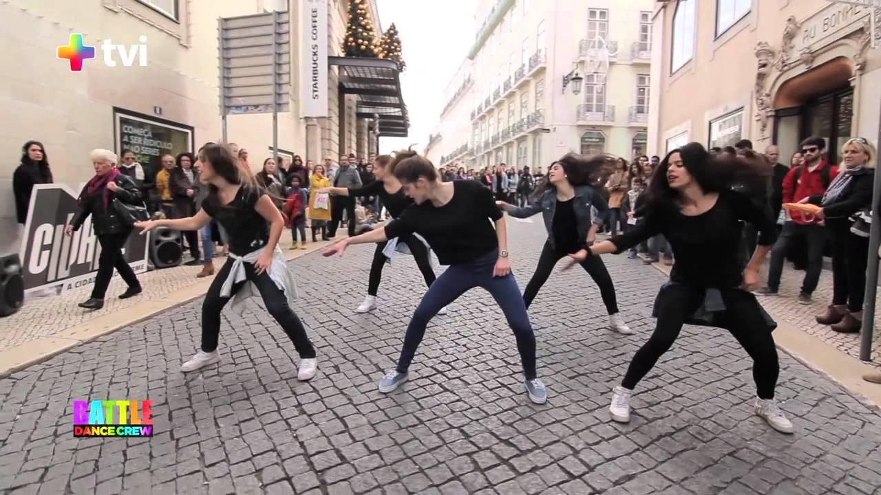 Egzit   Battle Dance Crew + TVI   2nd Choreography - YouTube