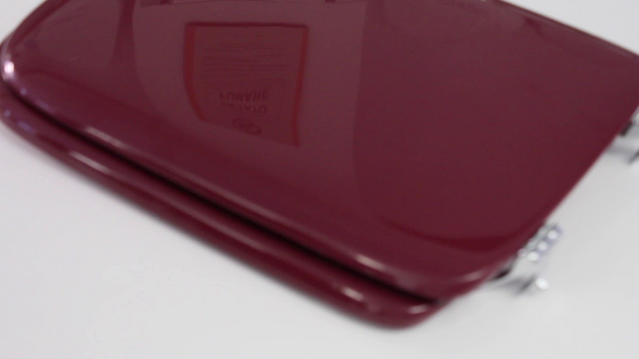 Sedile Water Ideal Standard Conca.Sedile Copriwc Ideal Standard Serie Conca Colore Melograno