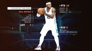 NBA 2k15 MyCAREER Gameplay - FINAL EXAM! Bridges Goes HAM in Last Game!