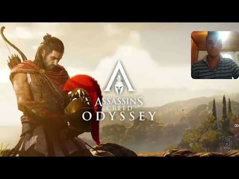 REACTION Assassin's Creed Odyssey Trailer -E3 2018 - Video Reacción