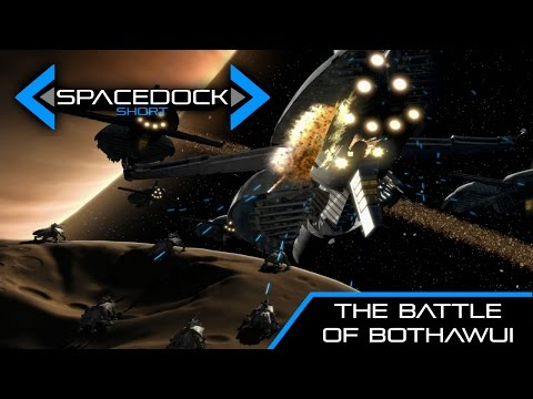 Star Wars: The Battle of Bothawui (Canon) - Spacedock Short