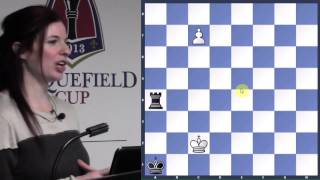 Chess for Beginners with WGM Jennifer Shahade (Pawn Promotion Tactics) - 2014.03.23