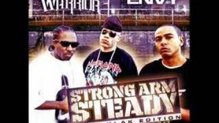 Strong Arm Steady Airforces Feat Skinhead Rob