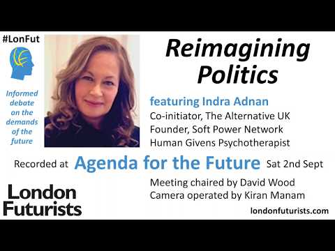 Reimagining Politics