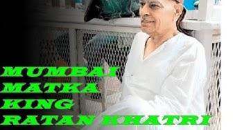 satta matka king photo kalyanji bagat ratan khatri