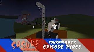 SASUKE Roblox Tournament 2, Episode 3