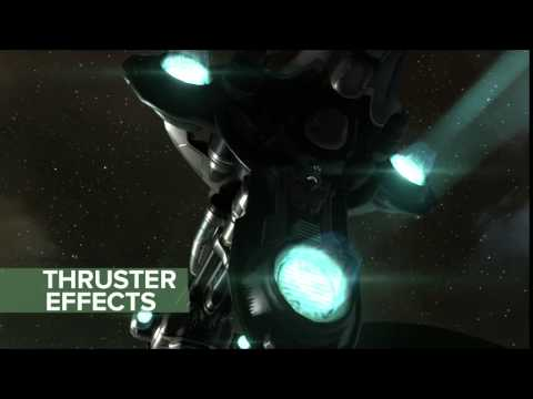 EVE Online - New Thruster Effects
