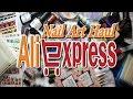 MAXI NAIL HAUL ALIEXPRESS - Nail Art Haul - Decoración de Uñas