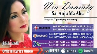 Gambar cover Nia Daniaty - Sai Anju Ma Ahu (Official Music Video)