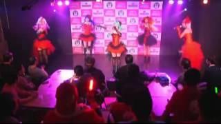 AIF(アキバアイドルフェスティバル)アキドラ会場で行われた 愛夢GLTOKYO...
